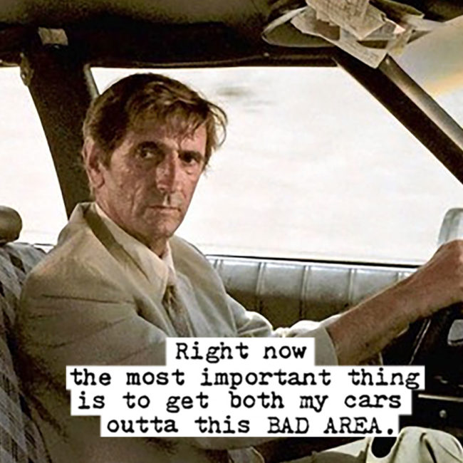 Harry Dean Stanton Repo Man Alex Cox